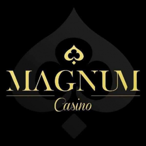 Magnum Cazino logo